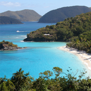 Top 5 Beaches in the U.S. Virgin Islands